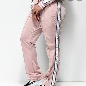 🔥 CHAMPION Dream Pink Track Pants